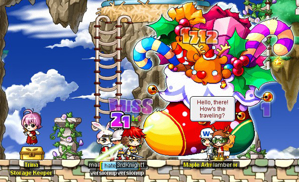 maplestory Virtual Divorces Run Rampant Among Online Gamers