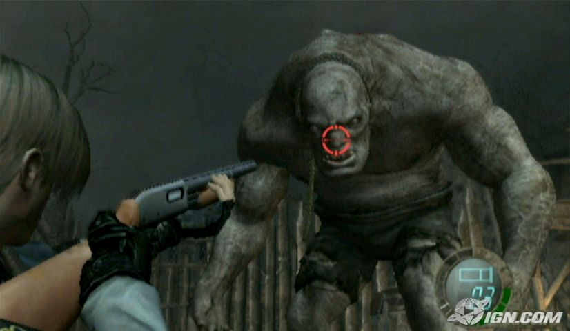 re4 Resident Evil 4 & Code Veronica in HD