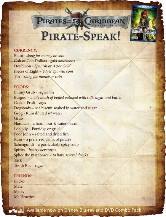 talk pirate2 Speak Pirate Day