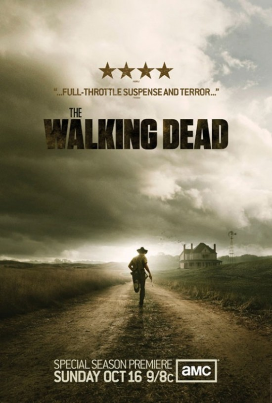 walking dead season 2 poster Walking Dead Season 2 Teaser