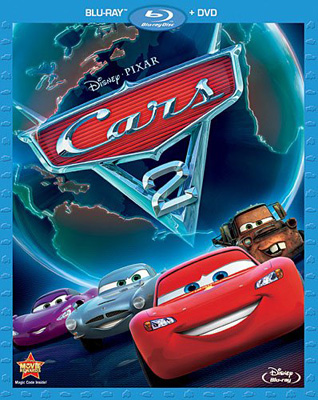 cars2 cover Blu Ray Review: Cars 2