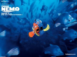 finding nemo Disney & Pixar 3D Bonanza Starting Next Year