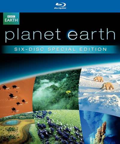 planet earth Blu ray Review:  Planet Earth Special Edition