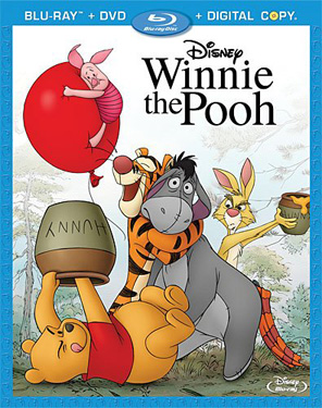 pooh Blu Ray Review: Winnie The Pooh