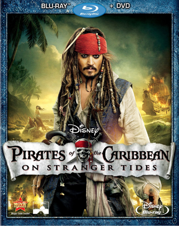 potc4 Blu Ray Review: Pirates Of The Caribbean   On Stranger Tides