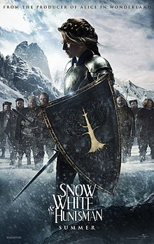 Snow White and the Huntsman Poster Snow White And The Huntsman Trailer