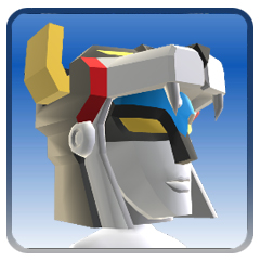Voltron Mask blue2 Prize Time: Voltron Avatar For Xbox 360!