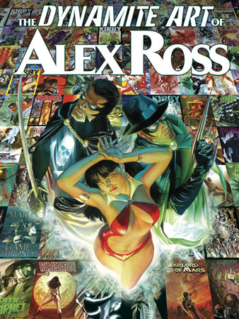 alex ross Alex Ross Mega Book Out Tomorrow
