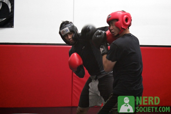 delao trainingcamp 2222 2 Pictures: De La O Fighters Training for Fight Night