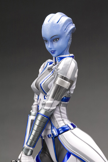 liara closeup3 Bishoujo In Mass Effect With Liara TSoni