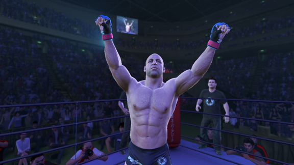 ufc undisputed pride Video Game: PRIDE Mode Added To UFC Undisputed 3