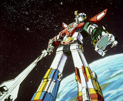 voltron Voltron Game   Old School Style