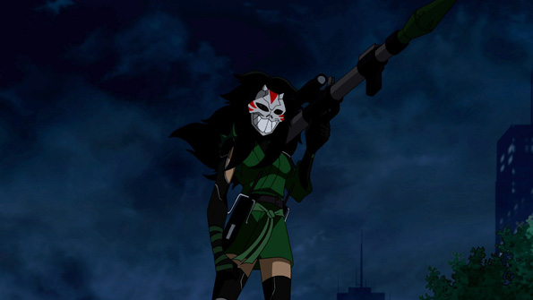young justice targets 1 DVD Review: Young Justice Season 1 Vol 2