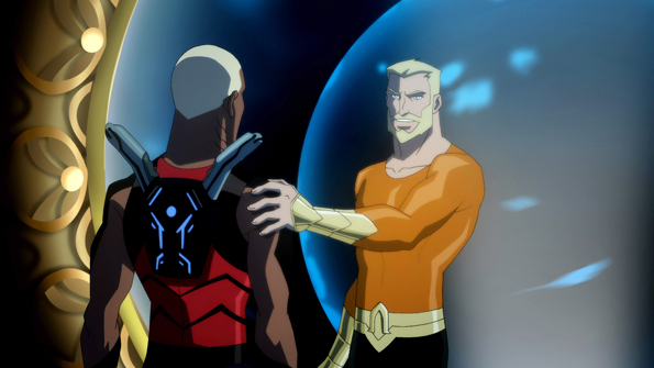 young justice2 DVD Review: Young Justice Season 1 Vol 2