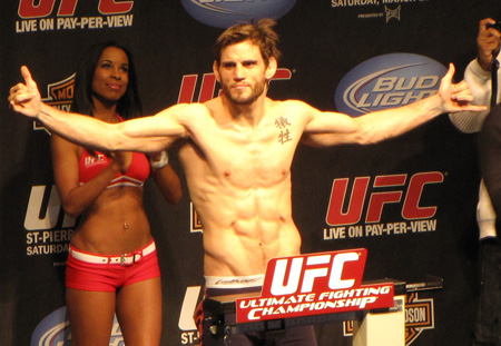 Jon Fitch UFC Fighter Obsessed With Skyrim