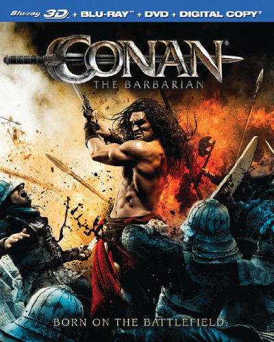 conan blu Blu Ray Review: Conan The Barbarian (2011, 3D)