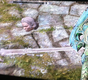 fitch head UFC Fighter Obsessed With Skyrim