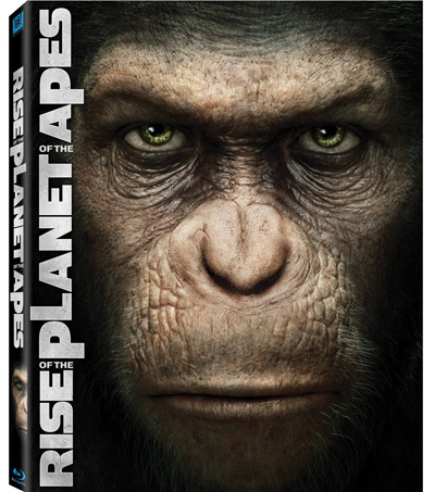 rise2 Blu Ray Review: Rise Of The Planet Of The Apes