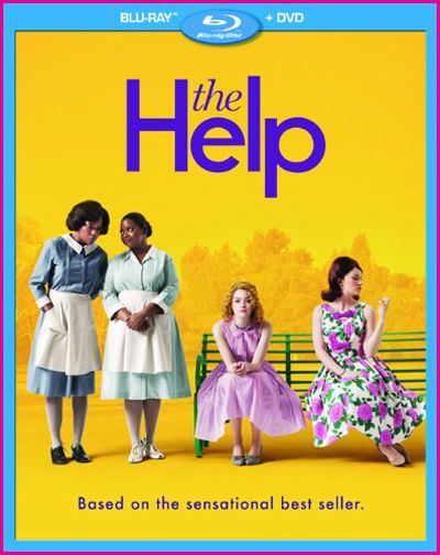 the help bluray Blu ray Review: The Help