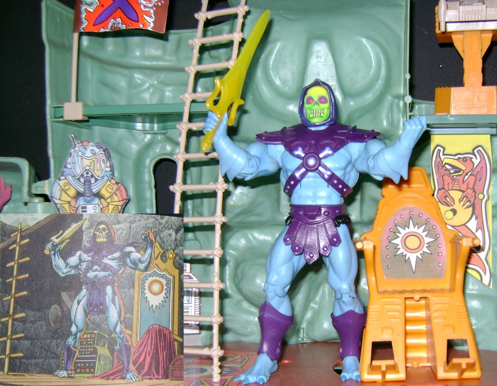 D Man Sk 2 1024x796 Demo Man and Alcala Skeletor!