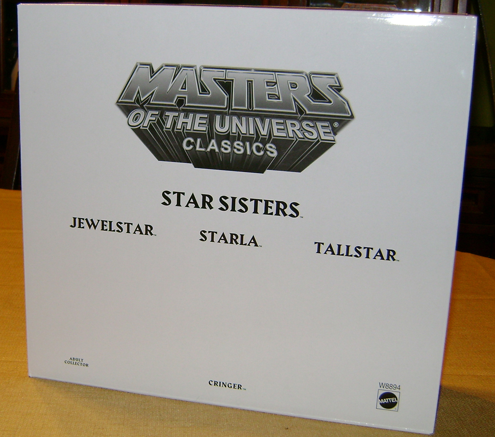 StarS 1 Thirty Years Of MOTU: Jan  The Star Sisters!