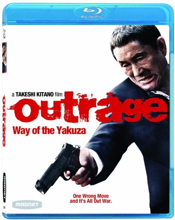 outrage bluray Blu ray Review: The Outrage