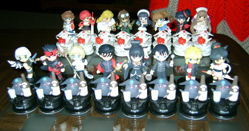 Clamp C comp 1024x541 Clamp No Kiseki Chess Set!