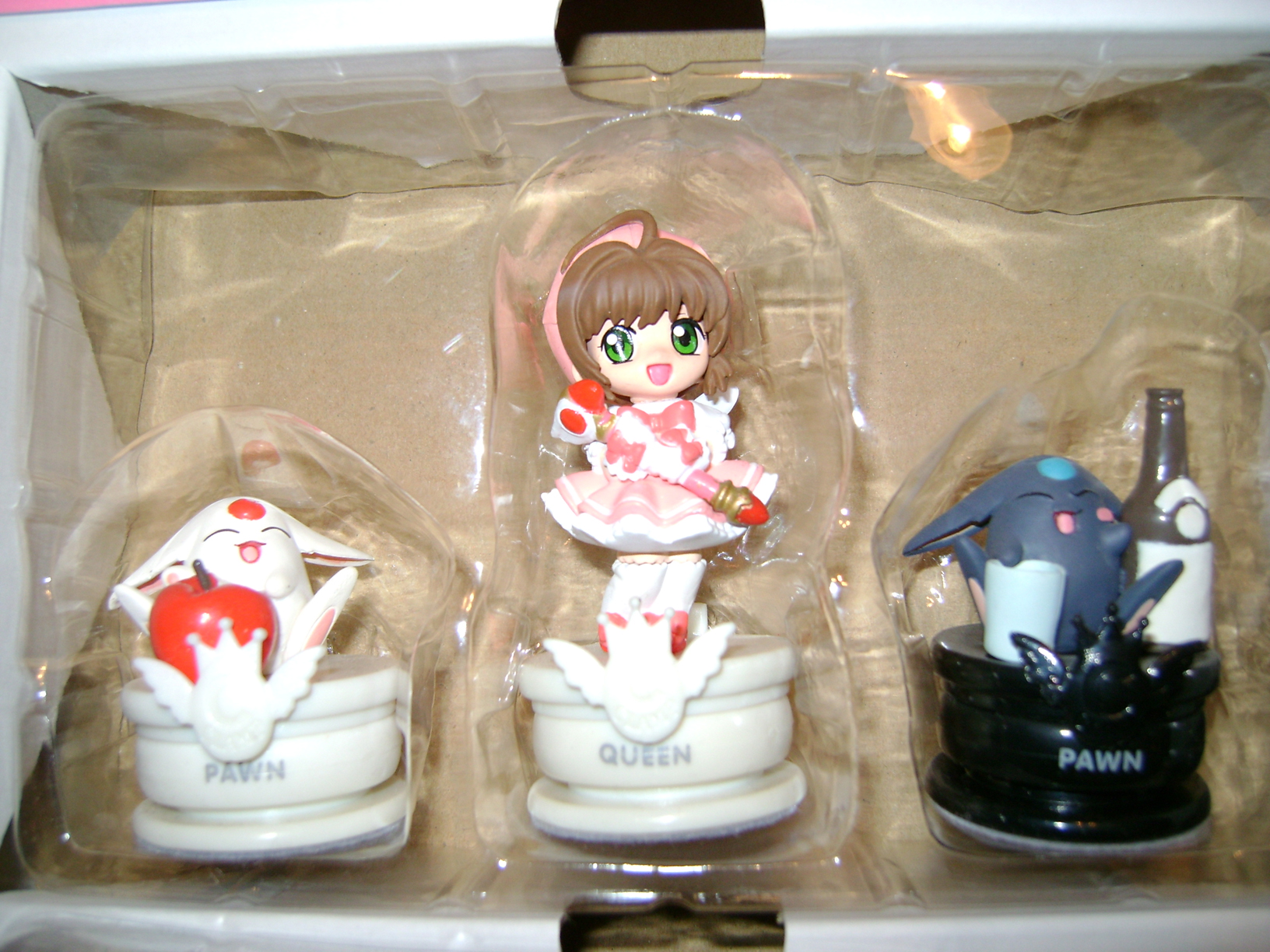 Sakura Chess 2 Clamp No Kiseki Chess Set!