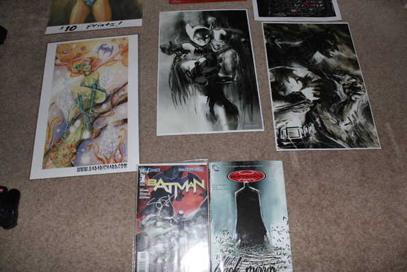 3 Close To $300 And I Wanted More WonderCon Haul