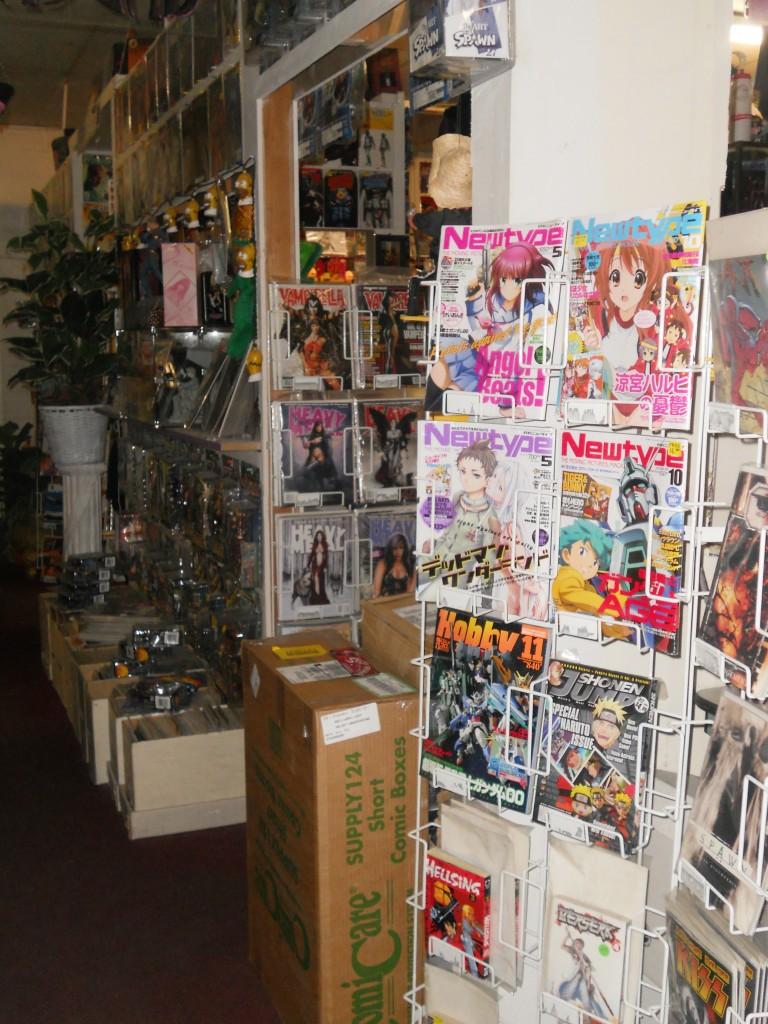DSCN1595 768x1024 Velvet Underground Comics in Las Vegas