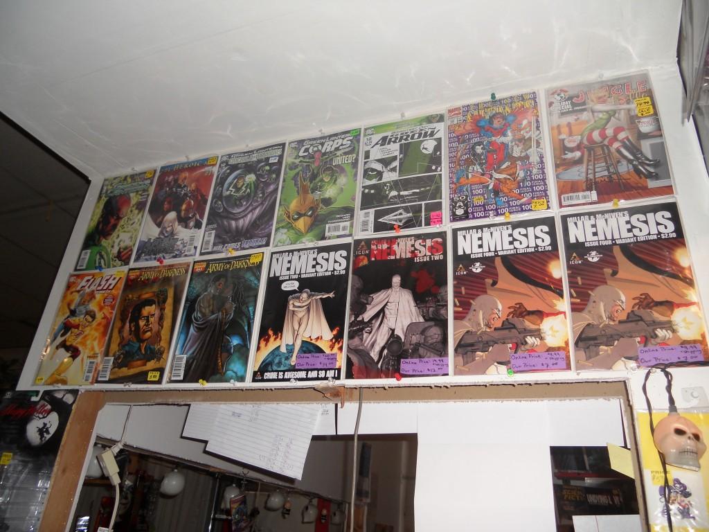 DSCN1610 1024x768 Velvet Underground Comics in Las Vegas