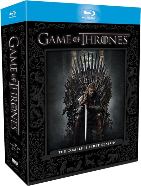 Game of Thrones Blu ray Review: Game of Thrones: The Complete First Season