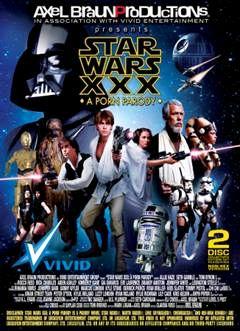 StarWarsXXXArt DVD Review: Star Wars Parody XXX