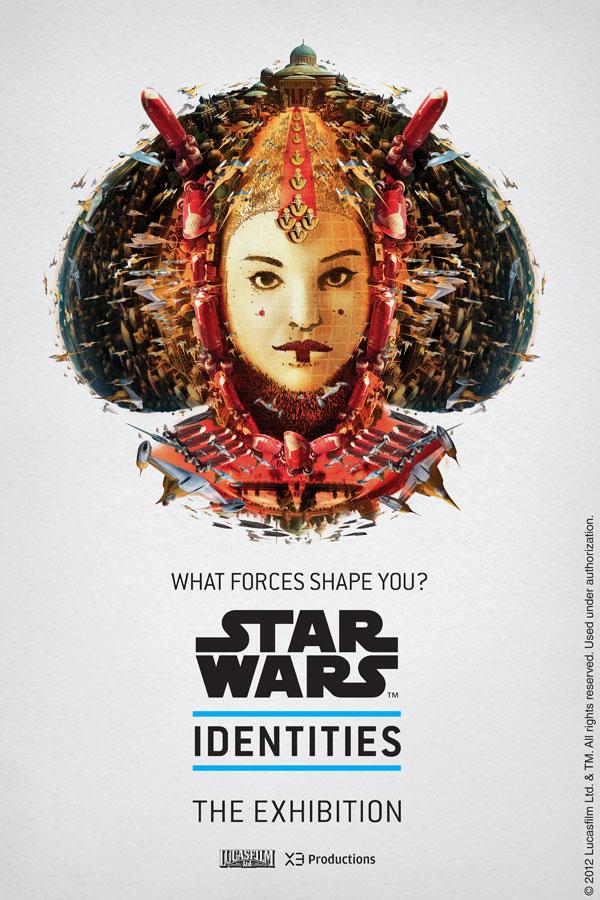amidala Star Wars Identities Exhibit In Montreal