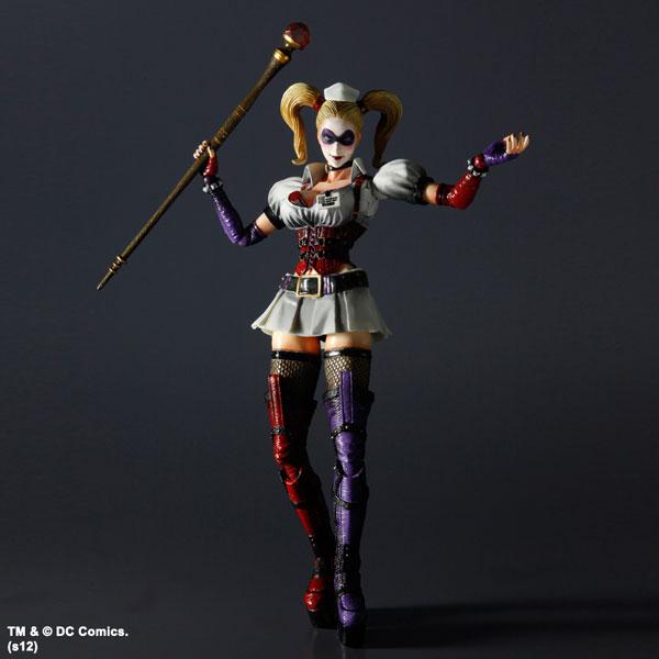 hq1 Harley Quinn Play Arts Kai Figure
