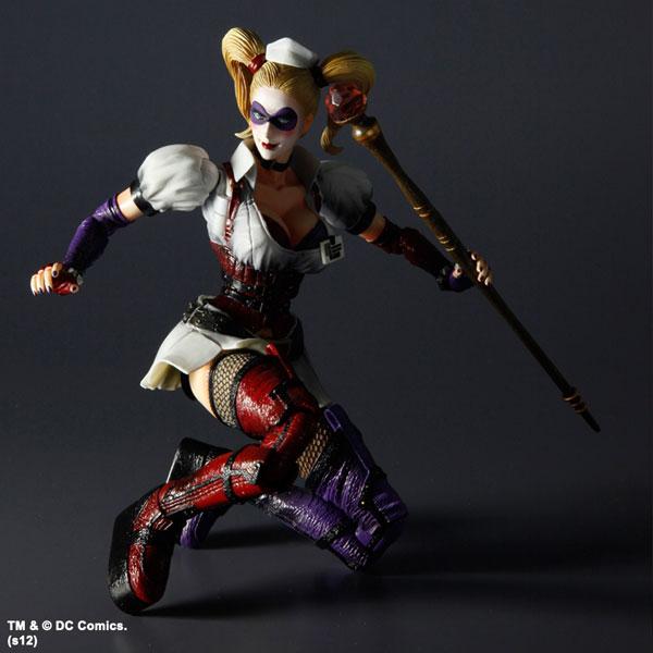hq2 Harley Quinn Play Arts Kai Figure