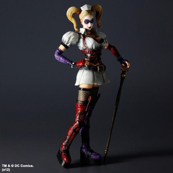 hq3 Harley Quinn Play Arts Kai Figure