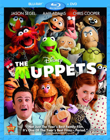 muppets Blu Ray Review: The Muppets