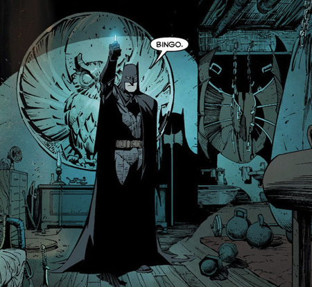 owls1 6 Reasons To Check Out Batman: Court Of Owls