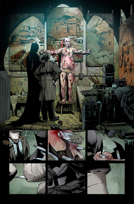 owls2 6 Reasons To Check Out Batman: Court Of Owls