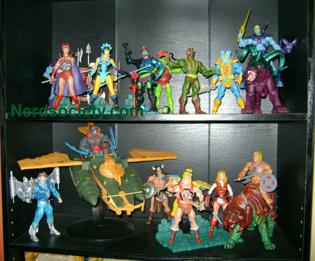 TP Heman Shelf 1024x849 Thirty Years Of MOTU: Apr  Thunder Punch He Man!