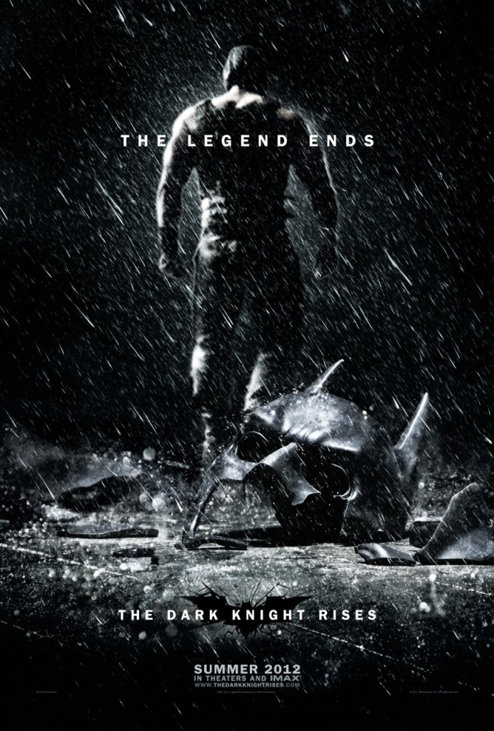 The Dark Knight Rises Poster Bane Triumphant 692x1024 New Dark Knight Rises Trailer With Avengers