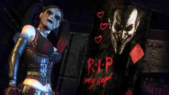 arkham joker Batman: Arkham City Game of the Year Edition Announced