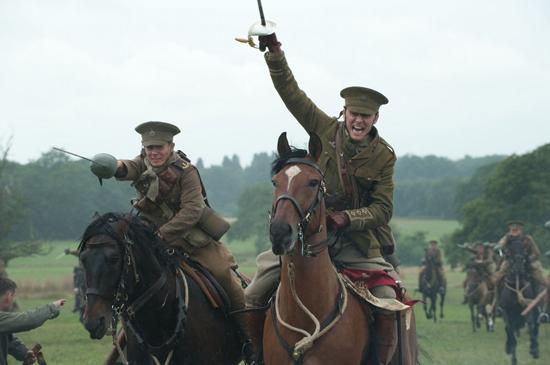 horse banner Blu ray Review: War Horse