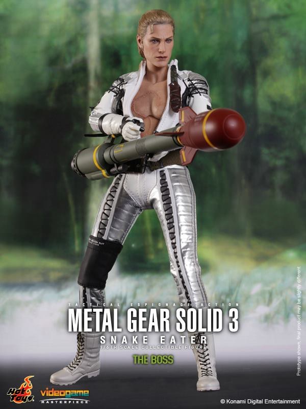 mgs hottoys First Pics Of Hot Toys Metal Gear Solid 3
