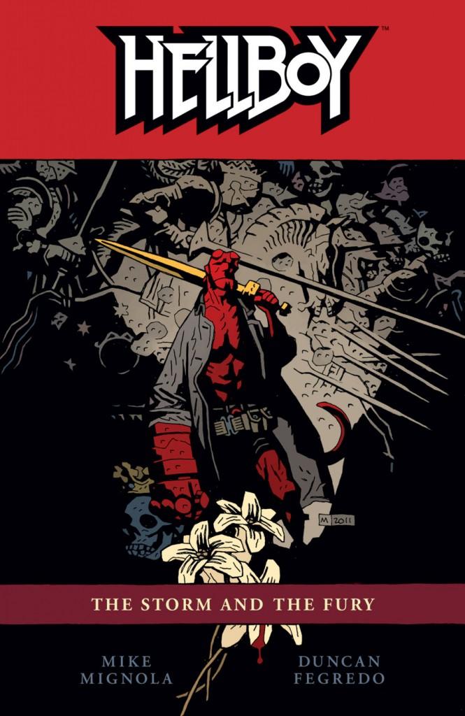 Hellboy 665x1024 Arts of Hellboys Duncan Fegredo