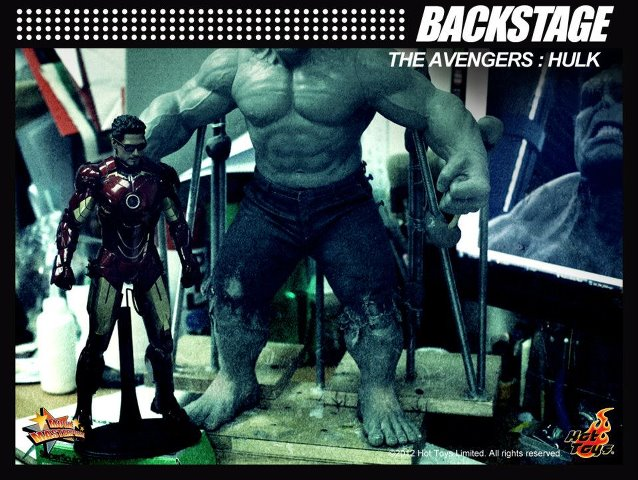 avengershulk Hot Toys Hulk Coming Right Up