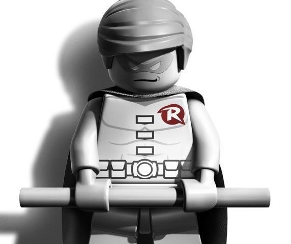 Lego Batman 2: DC Super Heroes Parody