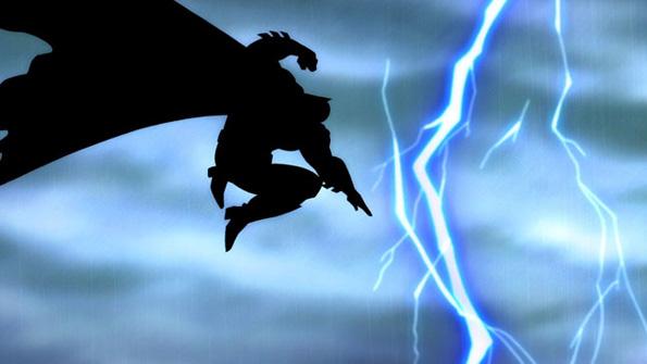 darkknightreturnb The Dark Knight Returns Animated Movie Voice Cast Revealed