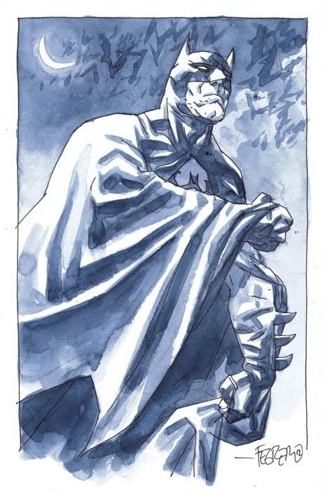 fegredo art 03 Arts of Hellboys Duncan Fegredo